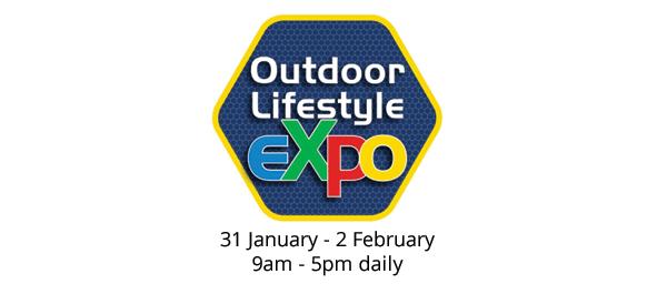 Outdoor lifestyle expo