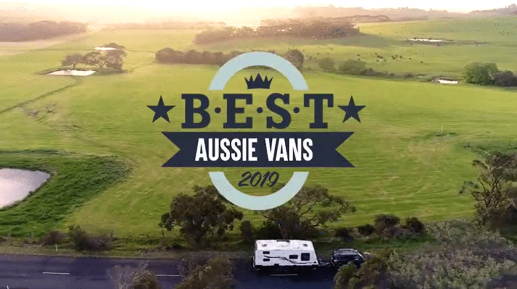 Best Aussie Vans Caravan World 2019 Essential Caravans