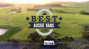 Best Aussie Vans Caravan World 2019 Essential Caravans