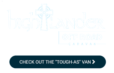 Essential Caravans Homepage Banner Highlander