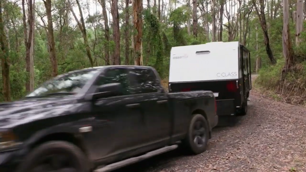 C Class Off Road Overview by What's Up! Downunder